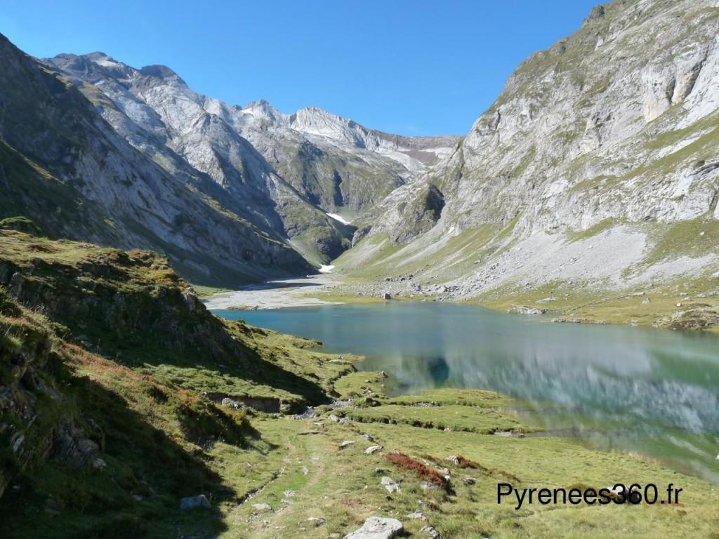 Barrage d Ossoue 4