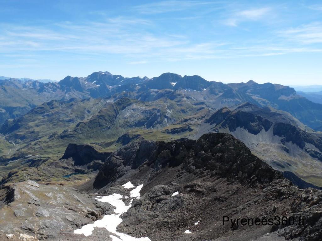 Mont Perdu - Taillon 4